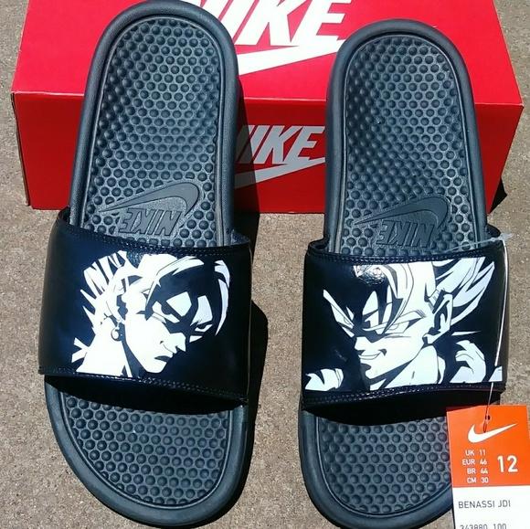 Nike Shoes   Custom Dbz Vegito Gogeta